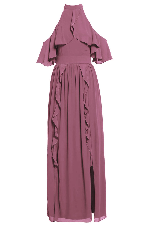 TFNC BALIEY PINK MAXI DRESS | TFNC PARTY DRESSES
