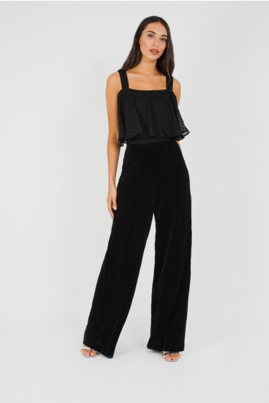 TFNC Arete Black Jumpsuit