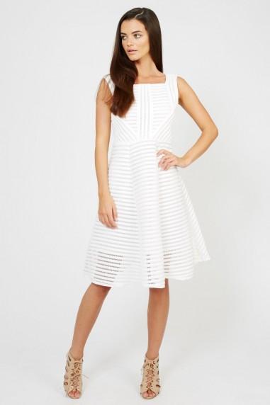 TFNC K20 White Dress