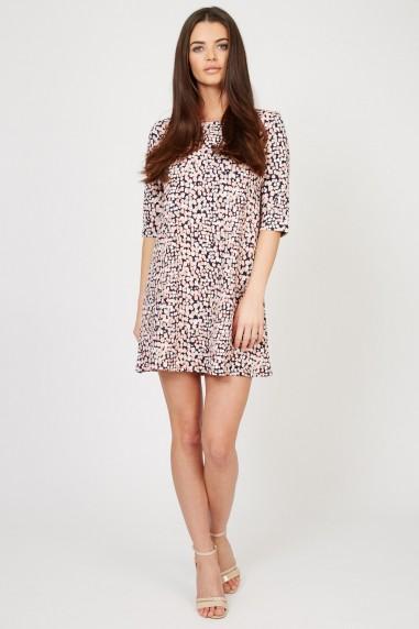 TFNC Louise Pink Dress
