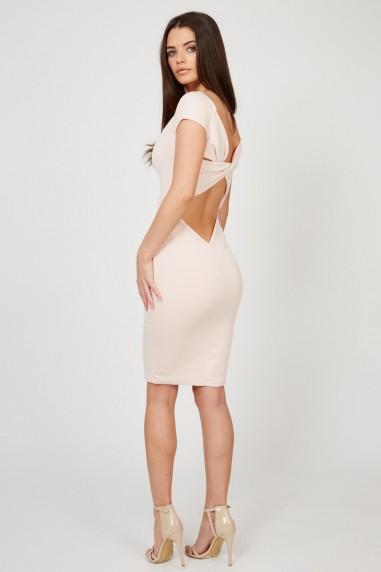 TFNC Shela Pink Dress