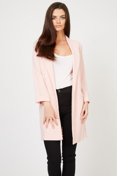 TFNC Sienna Pink Jacket