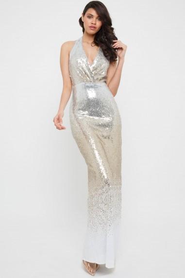 TFNC Newlyn Ombre Maxi Dress