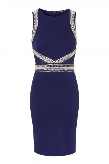TFNC Ann Navy Dress