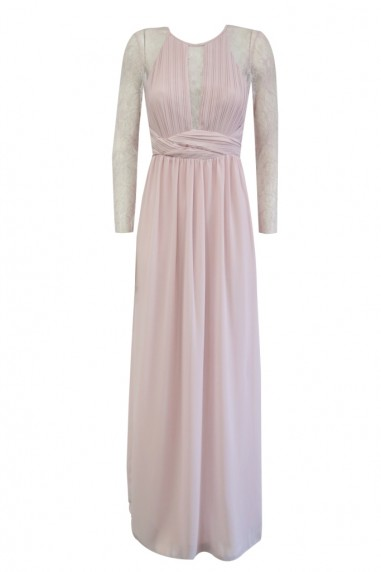 TFNC Fable Mink Maxi Dress