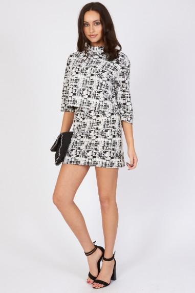 TFNC Dyle Mini Skirt