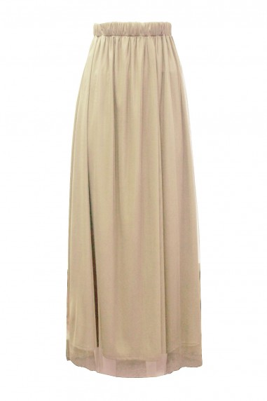 TFNC Frida Cream Skirt