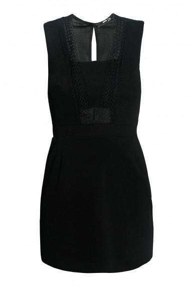 TFNC Rosalina Black Dress