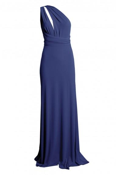 TFNC Multi Way Navy Maxi Dress