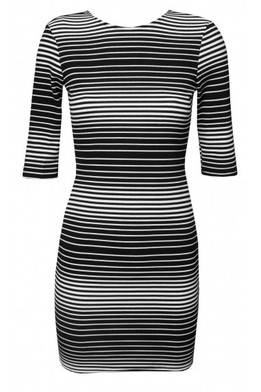 TFNC Shena Black Dress