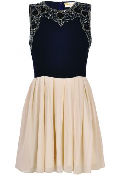 Lace & Beads Becky Dress