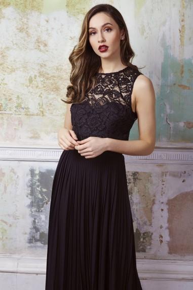 8806c4172b22 TFNC Camden Black Maxi Dress