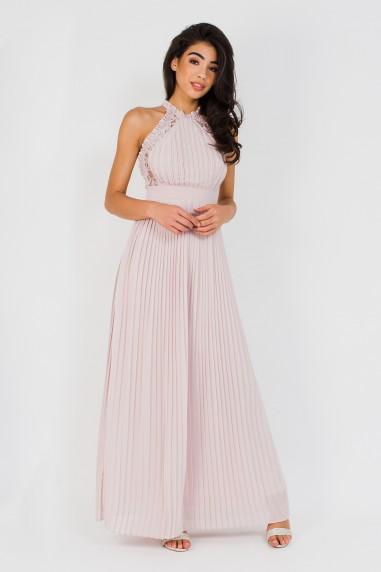 TFNC Duscha Mink Maxi Dress