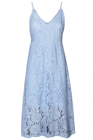 TFNC Elisa Blue Dress