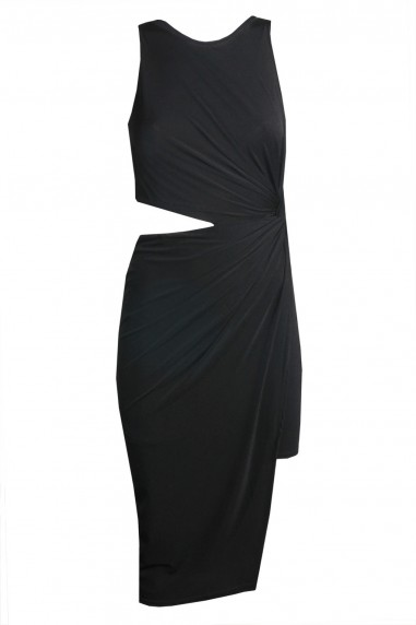 TFNC Frieda Black Dress