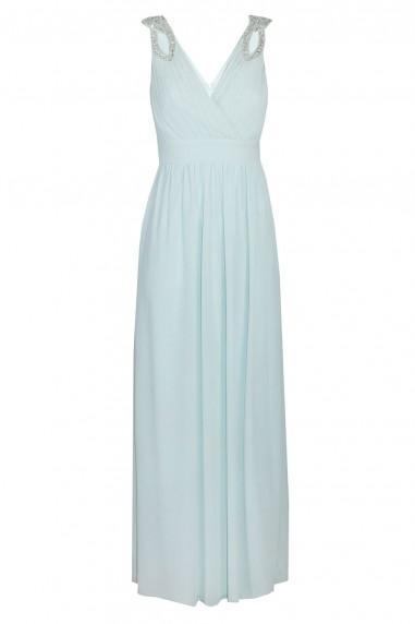 TFNC Debby Maxi Mint Dress