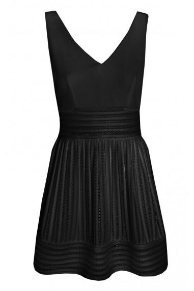 TFNC Marella Black Dress