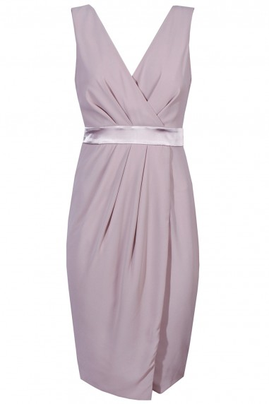 TFNC Alexandra Grey Midi Dress