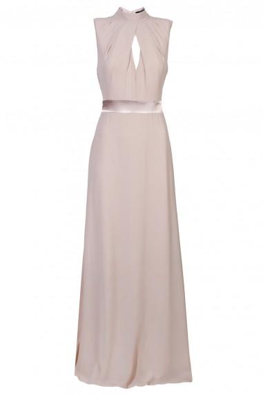 TFNC Kandi Whisper Pink Maxi Dress