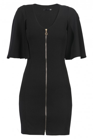 TFNC Karell Black Dress