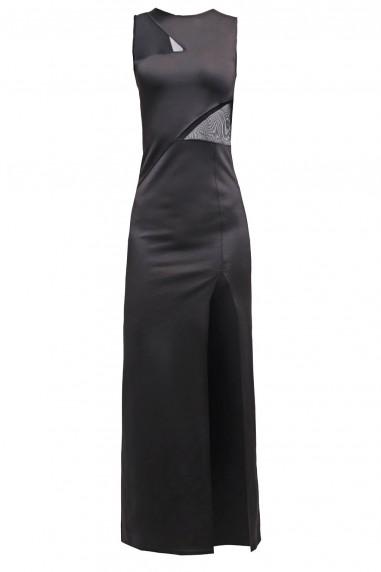 TFNC Nuna Black Maxi Dress