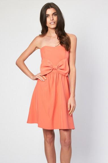 TFNC Bowie Coral  Dress