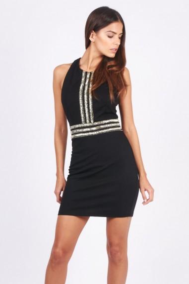 TFNC Joda Black Dress