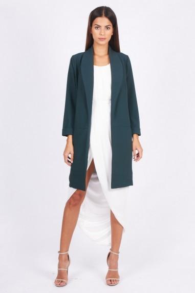 TFNC Tienna Green Jacket