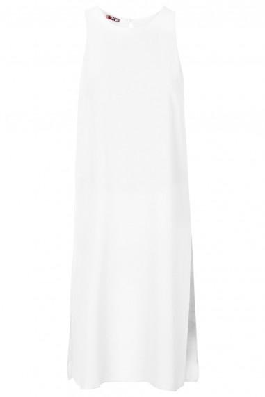 WalG Sheer White Tunic