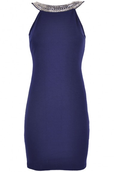 TFNC Riccocone Embellished Bodycon Dress