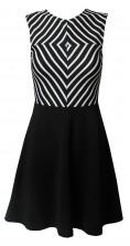 TFNC Casta Black Dress