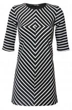 TFNC Lizia Stripe Dress