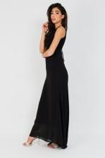 TFNC Ysabella Black Maxi Dress
