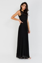 TFNC Camden Black Maxi Dress