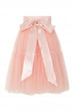 Lace & Beads Eviau Pink Skirt