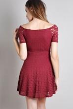 TFNC Babylone Lace Dress