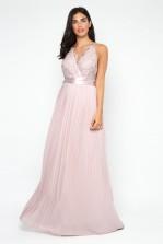 TFNC Viva Mink Maxi Dress