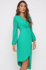 TFNC Tamayo Green Midi Dress