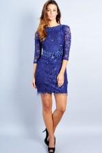 TFNC Holly B Lace Dress