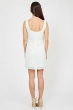 Lace & Beads Angela Mint Sequin Dress