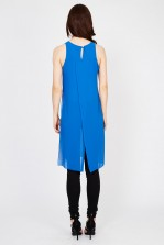 WalG Sheer Blue Tunic
