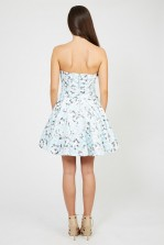 TFNC Geri Daisy Bandeau Dress