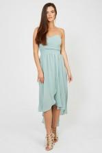 TFNC Lucy Green Midi Dress