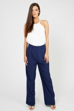 TFNC Cheryl Navy Trousers