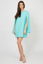 TFNC Amika Aqua Dress