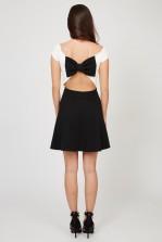 TFNC Nawel Monochrome Dress