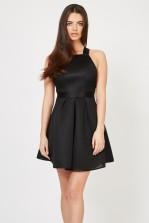 TFNC Samuelia Black Dress