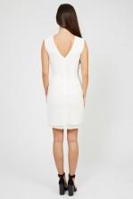 TFNC Amy Cream Tunic Dress