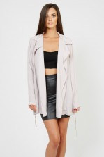 TFNC Polly Taupe Jacket