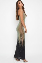 TFNC Sirina Multi Maxi Dress